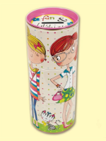 Rachel Ellen - Fun & Fashion Coin Tin